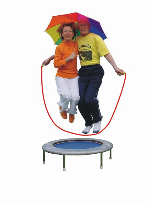 Christa Knauf - Fußreflexpunktbehandlung - Christa_Aloys - Trampolingymnastik
